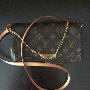 Authentic LV Favorite MM bags
